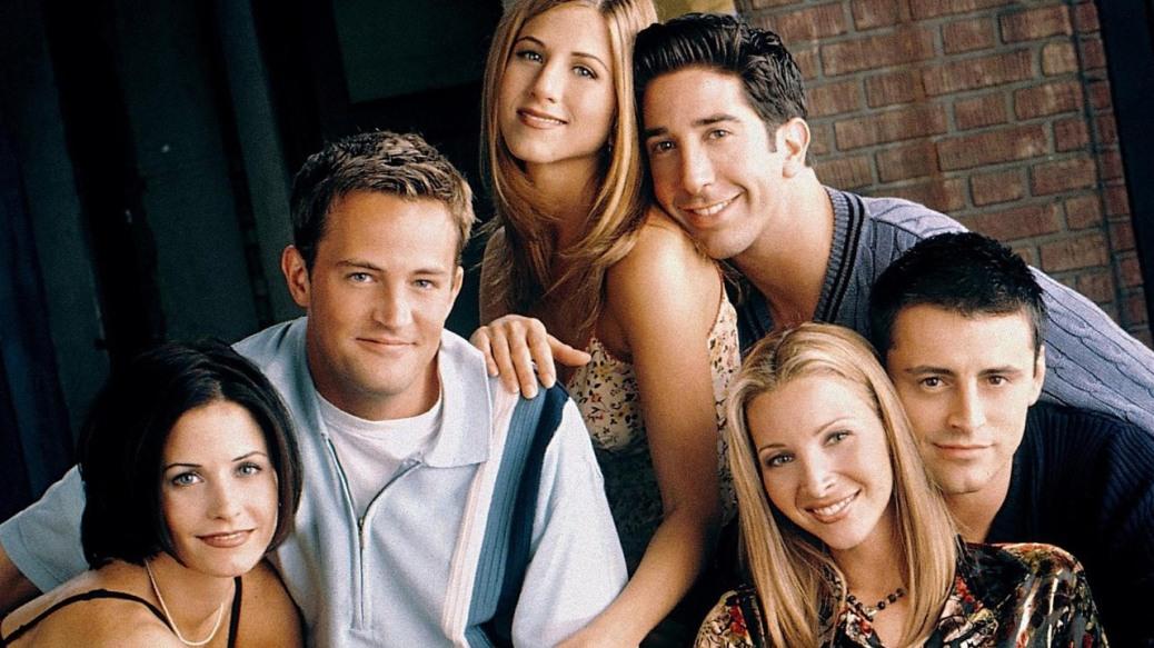 Image de la série Friends